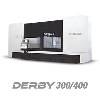Macchine utensili DERBY 300 / 400