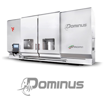 Macchine utensili DOMINUS