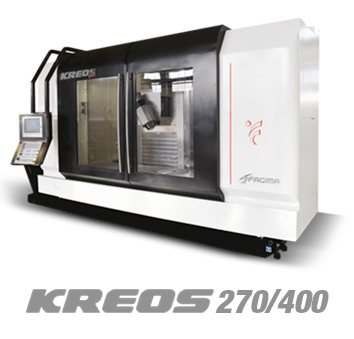 Macchine utensili KREOS 270/400